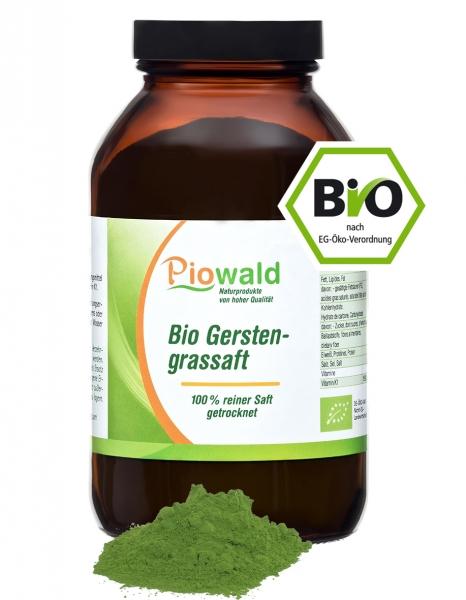 BIO Gerstengrassaft - 150g Pulver