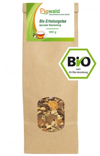 BIO Erholungs Tee - 100g loser Tee