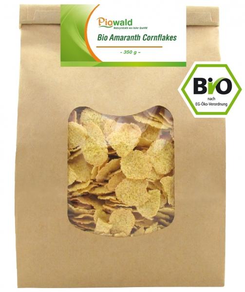 BIO Amaranth Cornflakes - 350g