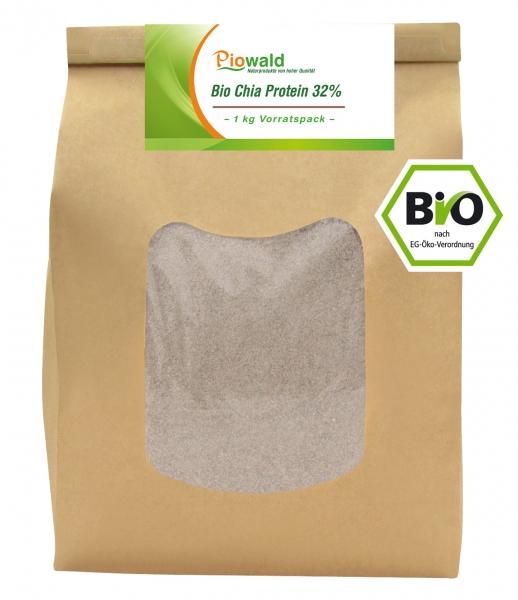 BIO Chia Protein - 1 kg Vorratspack