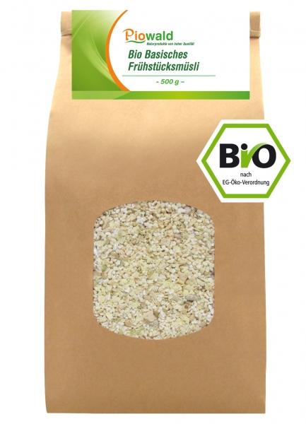 BIO Basisches Frühstücksmüsli - 500g