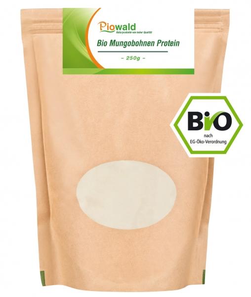 BIO Mungobohnen Protein - 250g