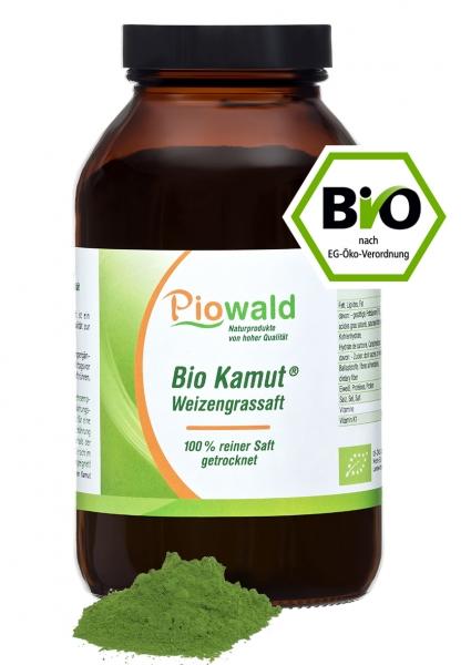 BIO Kamut®-Weizengrassaft - 150g Pulver