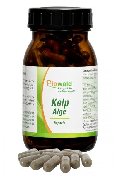 Kelp Alge - 100 Vegi-Kapseln
