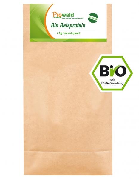 BIOReisprotein - 1 kg aus der EU