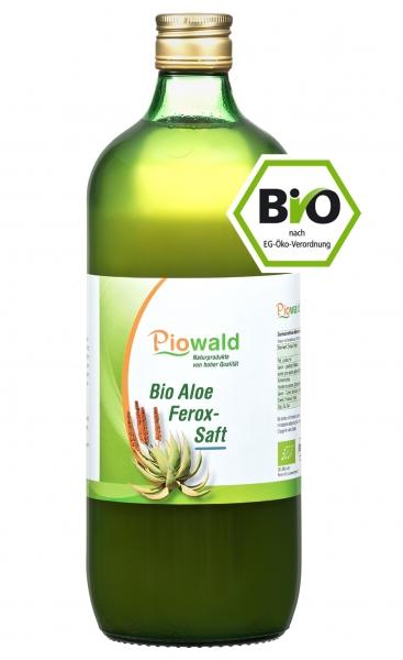 BIO Aloe Ferox Saft - 1 Liter