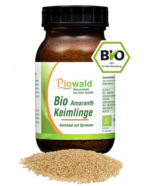 BIO Amaranth Keimlinge - 200g, glutenfrei