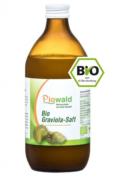 BIO Graviola Saft - 500 ml