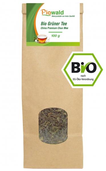BIO Grüner Tee - 100g loser Tee