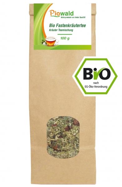 BIO Fastenkräuter Tee - 100g loser Tee