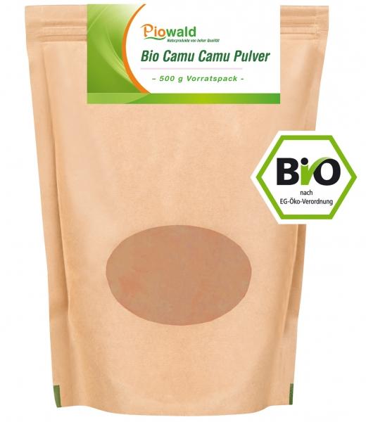 BIO Camu Camu Pulver - 500g