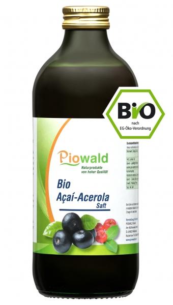 BIO Acai-Acerola Saft - 500 ml
