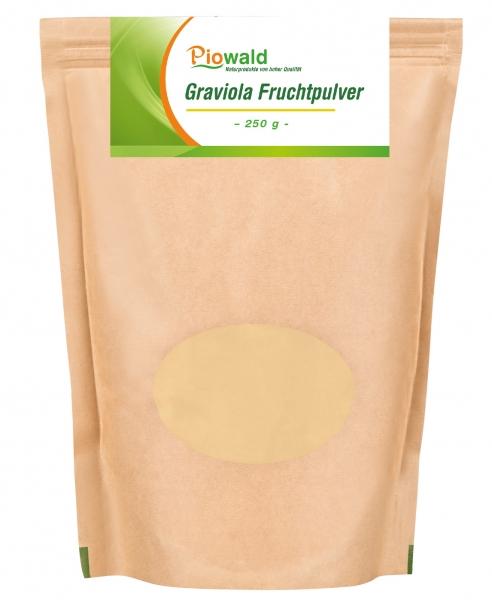 Graviola Fruchtpulver - 250g