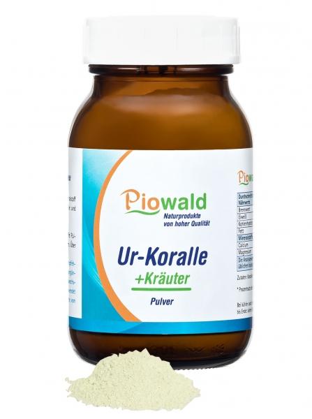 Ur-Koralle +Kräuter - 250g Pulver