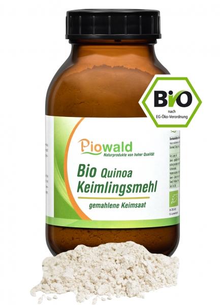 BIO Quinoa Keimlingsmehl - 200g, glutenfrei