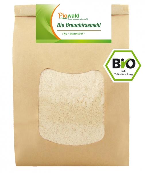 BIO Braunhirsemehl - 1 kg