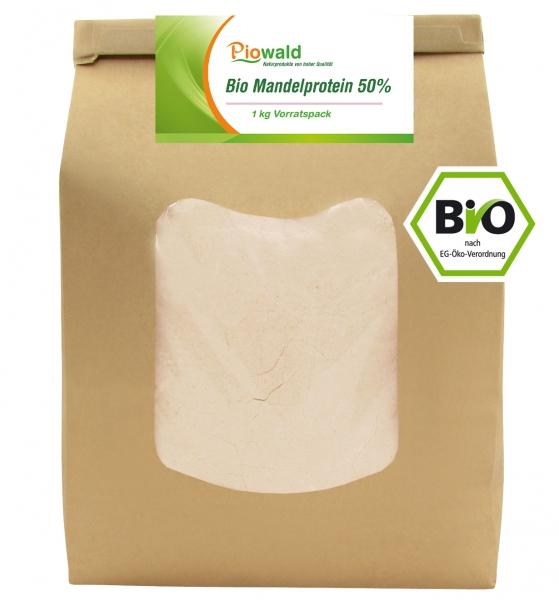 BIO Mandelprotein - 1 kg Vorratspack