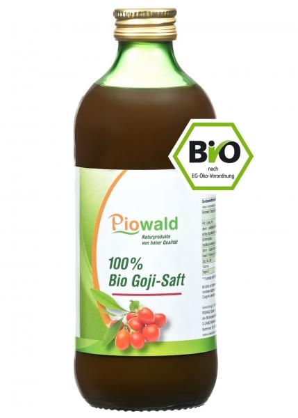 BIO Goji Saft - 500 ml