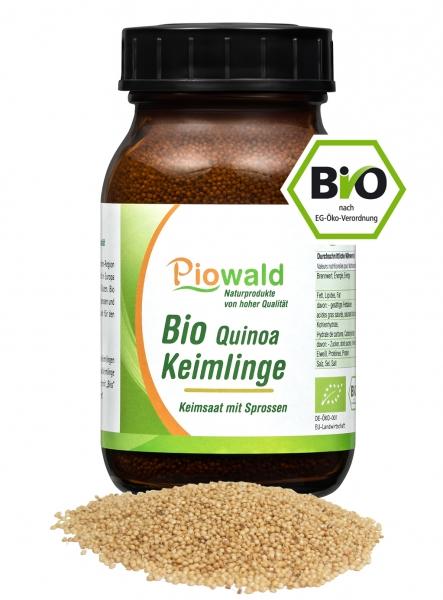BIO Quinoa Keimlinge - 200g, glutenfrei