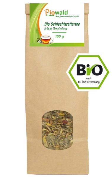 BIO Schlechtwetter Tee - 100g loser Tee