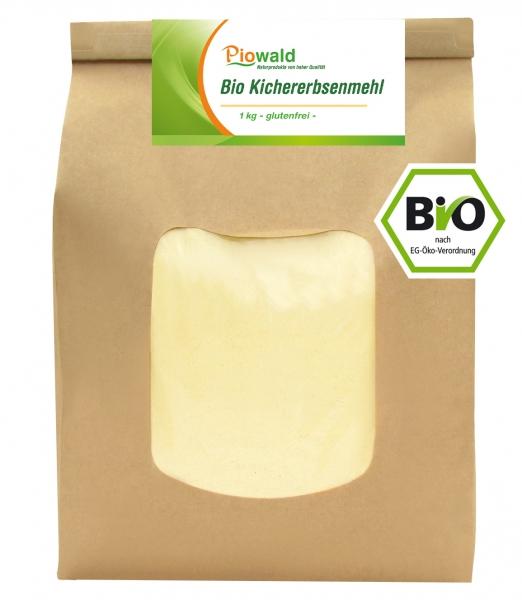 BIO Kichererbsen Mehl - 1 kg